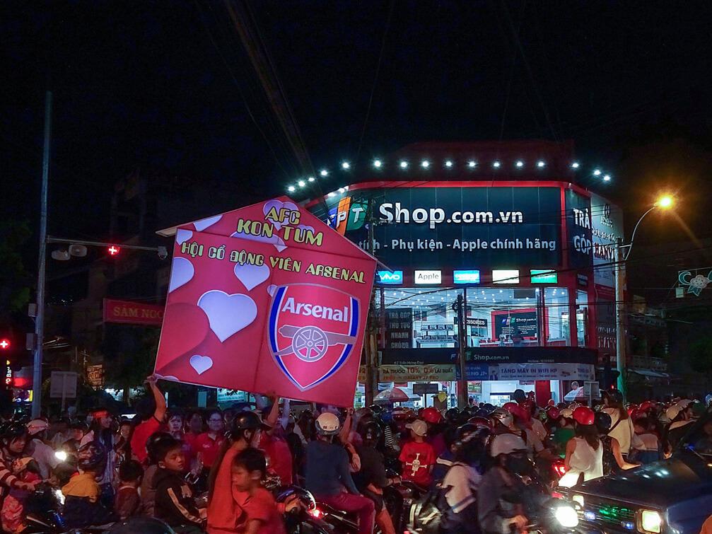 hình ảnh trung thu Kon Tum