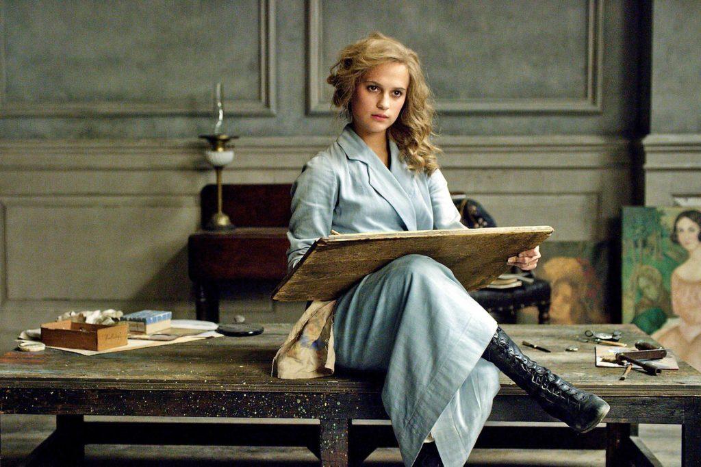 diễn viên cô gái Đan Mạch