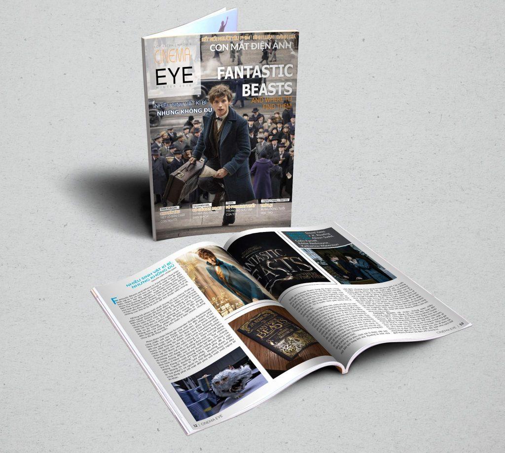 tạp chí điện ảnh đẹp