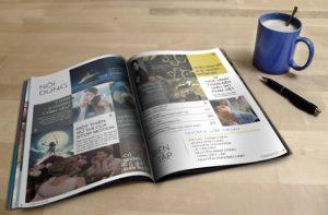 trang mục lục tạp chí