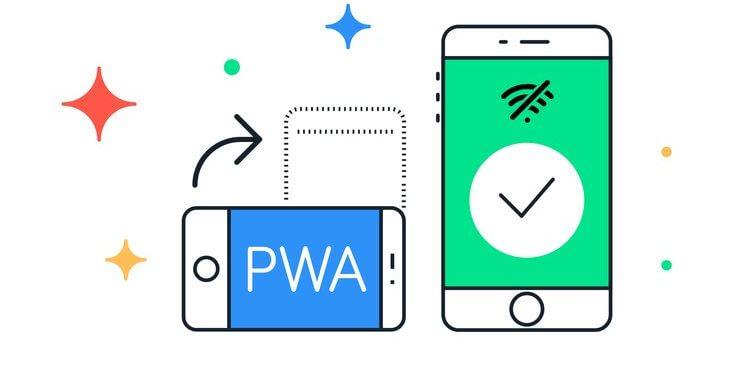 pwa cho wordpress