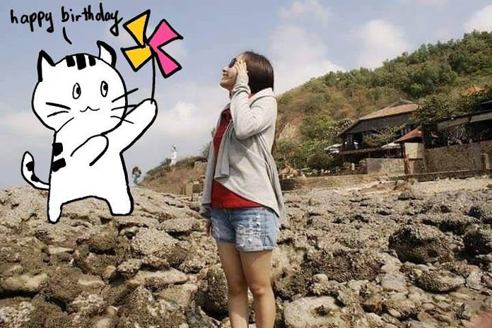chúc mừng sinh nhật tiểu vi