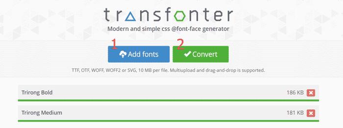 Tải cục bộ Google Font cho Wordpress (tăng tốc - tăng điểm) 4