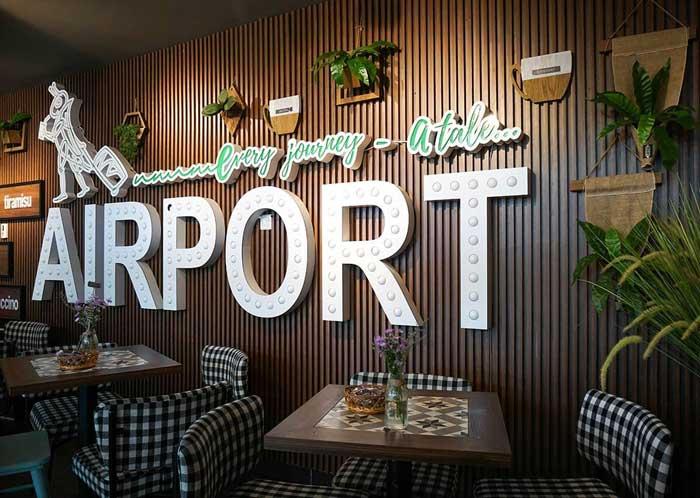 Coffee Da Nang Airport 1