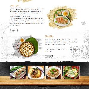 Thiet Ke Website Nha Hang Dep